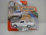 Ford Ranchero 1961 MBX Mountain 75/100 Matchbox 2018 blistr