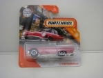 Ford Thunderbird 1957 MBX City 14/100 Matchbox 2018 blistr