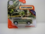 Volkswagen Type 181 1974 MBX Jungle 33/100 Matchbox 2018 blistr