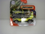 Big Banana Car MBX Jungle 71/100 Matchbox 2018 blistr