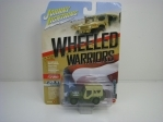 Jeep Willys MB 1:64 Wheeled Warriors Johny Lightning