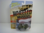 Jeep Willys M38A1C Korean War 1:64 Wheeled Warriors Johny Lightning