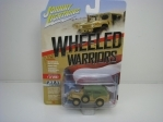 Dodge WC57 Command Car 1:64 Wheeled Warriors Johny Lightning