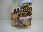 Dodge WC54 Ambulance 1:64 Wheeled Warriors Johny Lightning