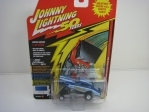 Dodge Charger Funny Car 1970 Blue 1:64 50 Years Johny Lightning