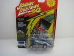 Dodge Charger Funny Car 1970 Hawaiian Blue 1:64 50 Years Johny Lightning
