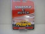 Checker Taxi 1968 Starsky a Hutch 1:64 Greenlight Hollywood