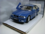 BMW E36 Coupe M3 1990 Blue 1:18 Solido