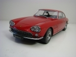 Ferrari 330 GT 2+2 1964 Red 1:18 KK scale