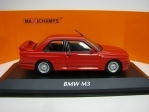 BMW M3 E30 1987 Red 1:43 Maxichamps