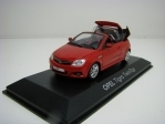 Opel Tigra Twin Top red 1:43 Minichamps