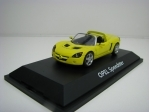 Opel Speedster Yellow 1:43 Schuco