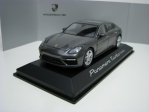 Porsche Panamera turbo Executive G2 2016 Grey metallic 1:43 Herpa