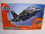 Stavebnice Quick-Build Hawk Airfix J6003