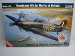 letadlo Hawker Hurricane Mk.la Battle of Britain 1:72 Mister Craft