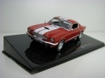 Ford Mustang Shelby GT 350 1965 Red 1:43 Ixo CLC335N