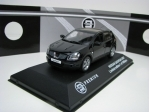 Nissan Qashqai 2007 black 1:43 Triple 9 Collection