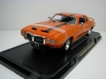 Pontiac Firebird Trans Am 1969 Orange 1:18 Lucky Die Cast
