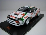 Toyota Celica Turbo 4WD No.7 Kankunen Rally MC 1993 1:18 Ixo Models