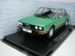 BMW 5-series 518 E12 1974 Green Metallic 1:18 MCG Modelcar Group