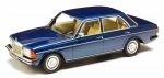 Mercedes-Benz E-Class 230E W123 Dark Blue Metallic 1:18 KK scale