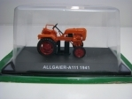 Traktor Allgaier A111 1941 Germany 1:43 Atlas