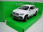 Mercedes-Benz X-Class White 1:27 Welly