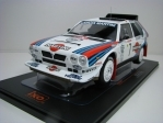 Lancia Delta S4 No.7 Toivonen Rally MC 1986 1:18 Ixo Models