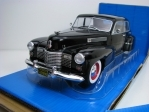 Cadillac Fleetwood Series 60 Special Sedan 1941 Black 1:18 MCG