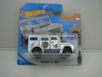 HW Armored Truck HW Metro 4/10 Hot wheels 2018