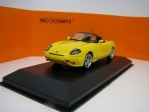 Fiat Barchetta 1995 Yellow 1:43 Maxichamps