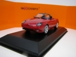 Fiat Barchetta 1995 Red 1:43 Maxichamps