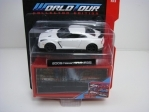 Nissan GT-R R35 2009 White 1:64 World Tour Bburago