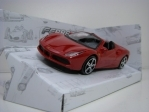 Ferrari 488 Spider 2016 Red 1:43 Race & Play Bburago