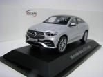 Mercedes-Benz GLE Coupé Silver 1:43 i Scale