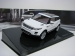 Land Rover Evoque 3 Door Fuji White 1:43 Ixo Models