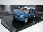 Land Rover Evoque 5 Door Mauritius Blue 1:43 Ixo Models