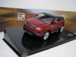 Land Rover Evoque 3 Door Firenze Red 1:43 Ixo Models