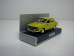 Renault 12 1974 Lemon Yellow 1:87 Norev