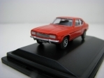 Ford Capri Mk1 Sunset Red 1:76 Oxford