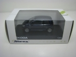 Škoda Citigo 3 door Blue Metallic 1:43 Abrex Junior