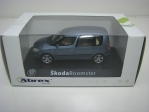 Škoda Roomster satin gray 1:43 Abrex Junior