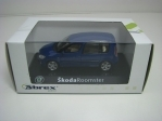 Škoda Roomster Blue 1:43 Abrex Junior