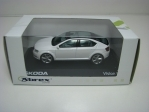 Škoda Vision D Concept Car White 1:43 Abrex Junior
