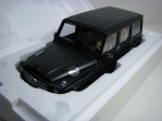 Mercedes-Benz G-Klasse W463 2015 Black 1:18 i Scale
