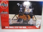 One Small Step For Man Lunar Module 1:72 Airfix A50106