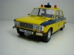 Lada 2106 1978 Police USSR 1:18 Triple 9 Collection