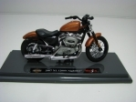 Harley-Davidson 2007 XL 1200N Nighster Brown 1:18 od Maisto