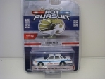 Ford Crown Victoria 1995 Chicago Police 1:64 Hot Pursuit série 36 Greenlight