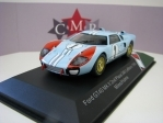 Ford GT40 MK II 2nd Place 24h LeMans 1966 No.1 Miles 1:43 CMR